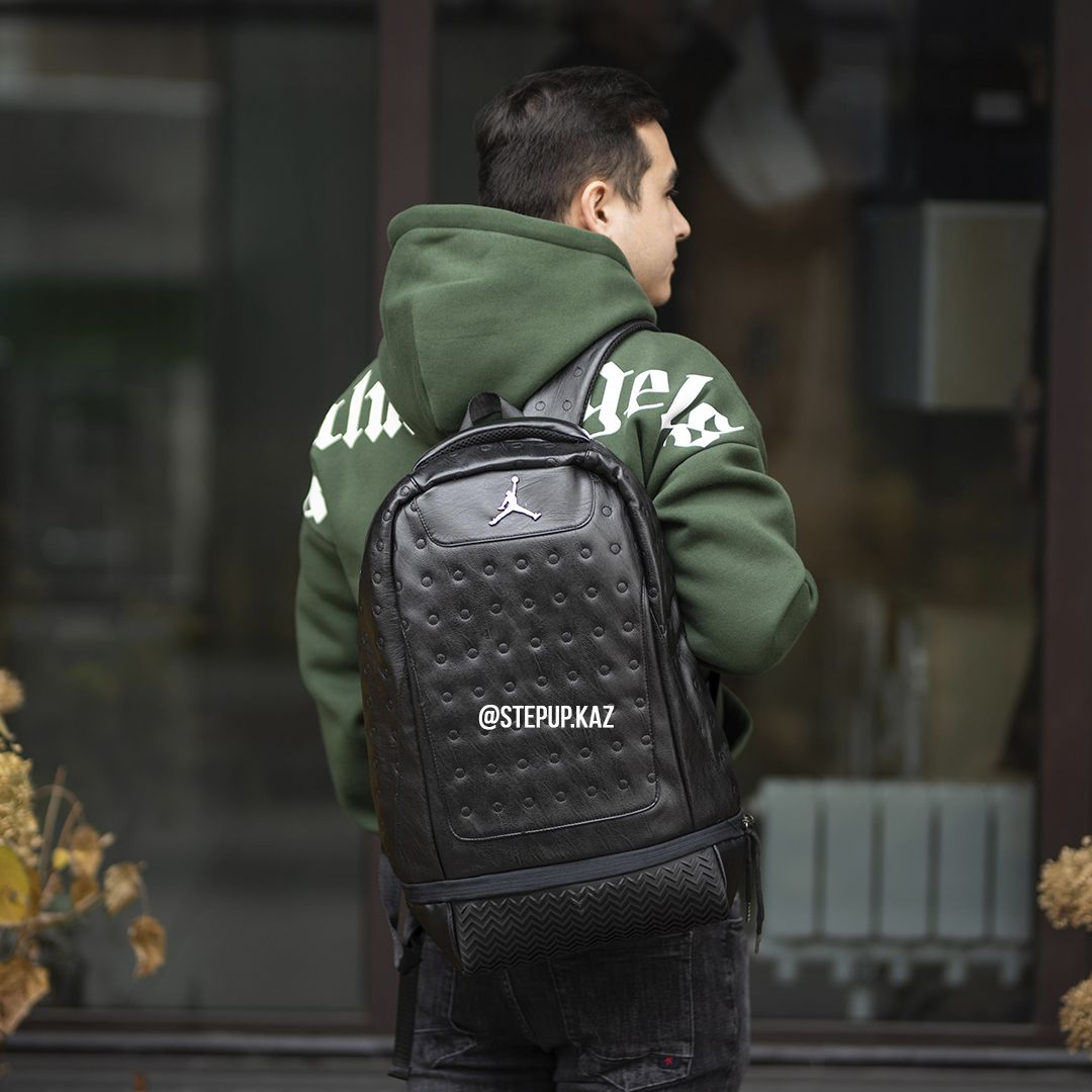 "Air Jordan 13 ""Black"" Backpack"