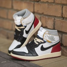 "Jordan 1 Retro High ""Union Los Angeles Black Toe"""