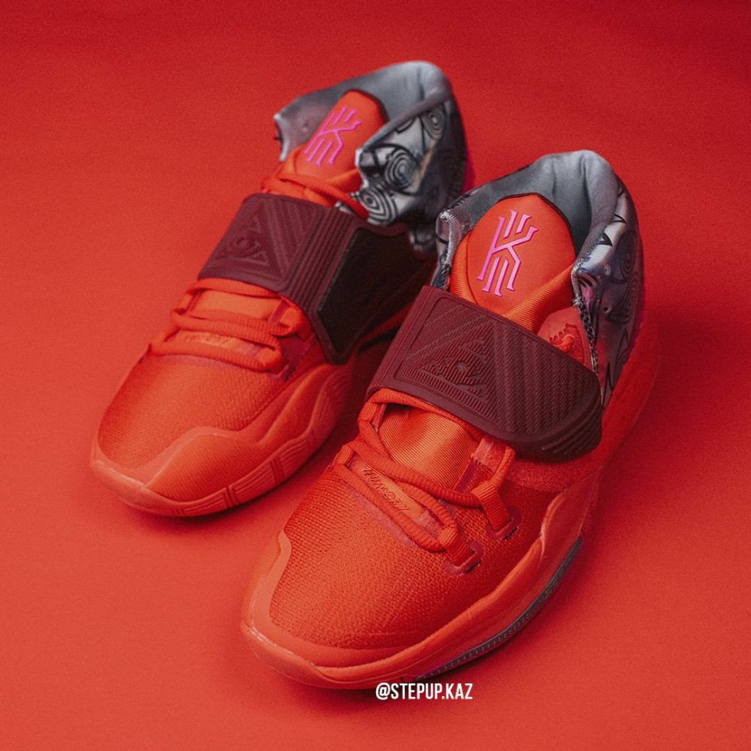 """Kyrie 6 Preheat Collection """"Berlin"""""""