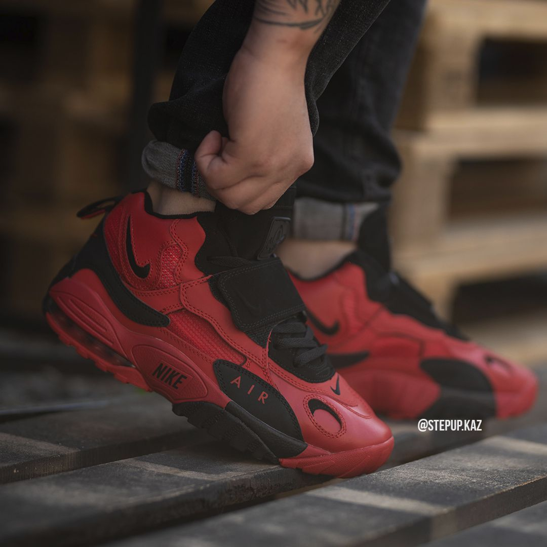 """Air Max Speed Turf """"University Red Back"""""""