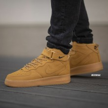 "Air Force 1 High ""Flax"" (2019)"