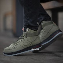 "Air Force 1 High ""Military Green"""