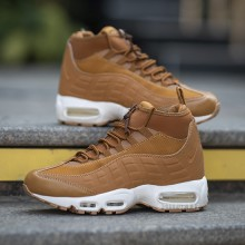 "Air Max 95 Sneakerboot ""Flax"" (2017)"