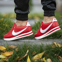"Nike x Stranger Things Cortez Cortez ""4th July"" Red White"