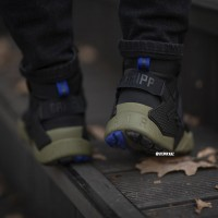 "Air Huarache Gripp ""Black Olive Canvas"""