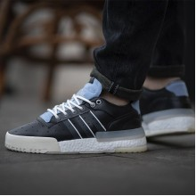 """adidas Rivalry RM Low """"Core Black/Carbon"""""""