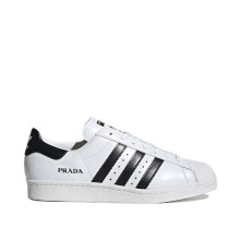 "adidas Superstar Prada ""Black White"""