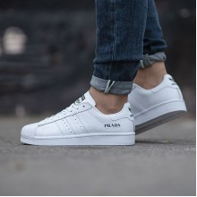 "adidas Superstar Prada ""White"""