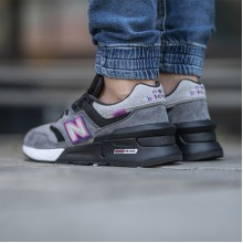 """New Balance 997S Fusion Kith x United Arrows and Sons """"Grey Pink"""""""