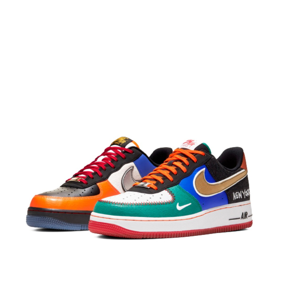 """Nike Air Force 1 Low """"NYC City of Athletes"""""""