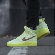 "Nike Air Force 1 Shell ""Volt"""