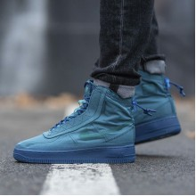 "Nike Air Force 1 Shell ""Midnight Turquoise"""