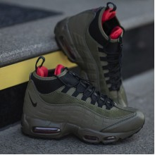"Nike Air Max 95 Sneakerboot ""Dark Loden"""