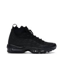 "Nike Air Max 95 Sneakerboot ""Triple Black"""