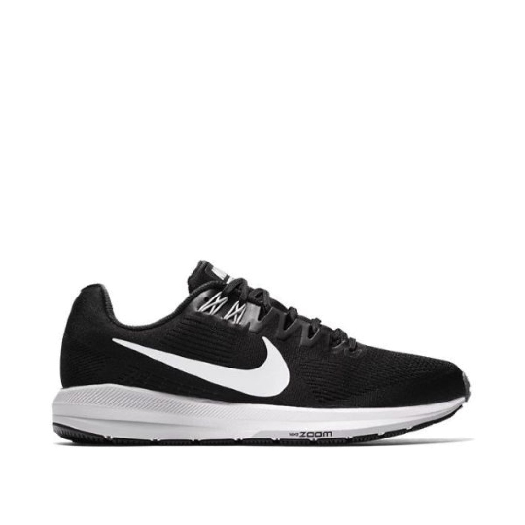 """Nike Air Zoom Structure 21 """"Black/White-Wolf Grey"""""""