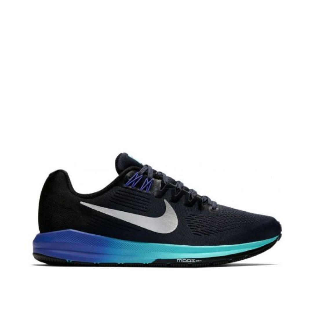 """Nike Air Zoom Structure 21 """"Thunder Blue/Metallic Silver"""""""