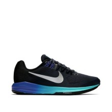 "Nike Air Zoom Structure 21 ""Thunder Blue/Metallic Silver"""