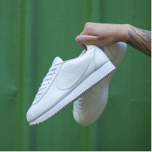 "Nike Classic Cortez Leather ""White"""