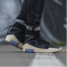 "Nike Air Fear of God 1 String ""Black"""