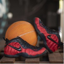 "Nike Air Foamposite Pro ""University Red"""