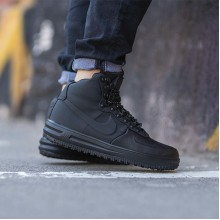 "Nike Lunar Force 1 Duckboot 18 ""Triple Black"""