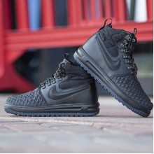 "Nike Lunar Force 1 Duckboot 17 ""Black"""