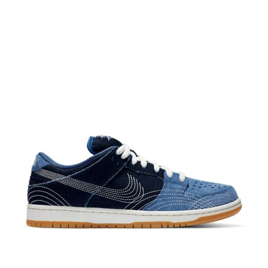 "Nike SB Dunk Low ""Denim"" Sashiko"