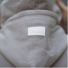 "FEAR OF GOD ESSENTIALS x Nike Double Hood Hoodie ""Dust/Sail"""