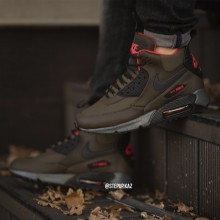 "Air Max 90 Sneakerboot WNTR ""Dark Loden"""