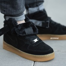 "Air Force 1 Winter ""Black"""