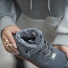 "Air Force 1 Winter ""Grey"""