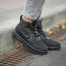 "Nike Lunar Force 1 Duckboot'17 ""Black"""