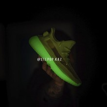 "Yeezy Boost 350 V2 ""GID"" Glow in the dark"