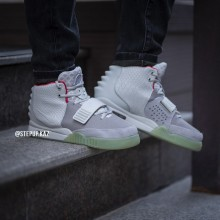 "Air Yeezy 2 ""Pure Platinum"""